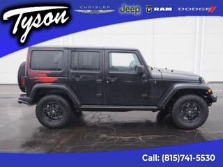 2017 Jeep Wrangler Unlimited for sale in Shorewood IL