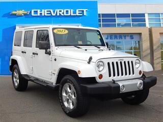 2013 Jeep Wrangler Unlimited for sale in Leesburg VA