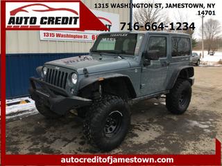 2014 Jeep Wrangler for sale in Jamestown NY