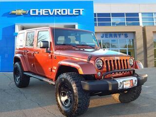 2014 Jeep Wrangler Unlimited for sale in Leesburg VA