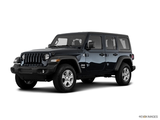 2018 Jeep Wrangler Unlimited for sale in East Providence RI