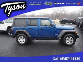 2019 Jeep Wrangler Unlimited for sale in Shorewood IL