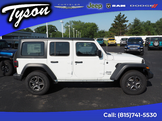 2018 Jeep Wrangler Unlimited for sale in Shorewood IL