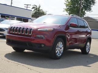 2015 Jeep Cherokee for sale in Roseville MI