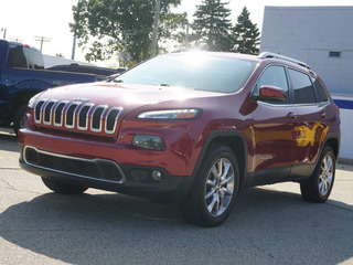 2014 Jeep Cherokee for sale in Roseville MI