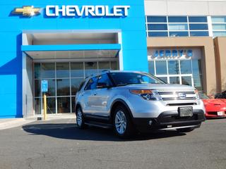 2012 Ford Explorer for sale in Leesburg VA