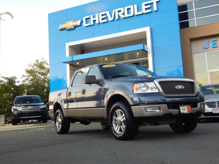 2005 Ford F-150 for sale in Leesburg VA