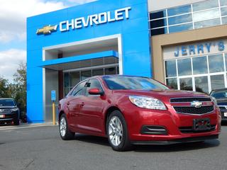 2013 Chevrolet Malibu for sale in Leesburg VA