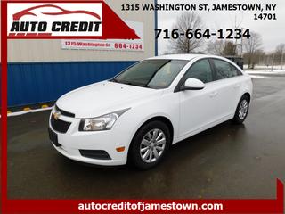 2011 Chevrolet Cruze for sale in Jamestown NY