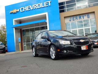 2011 Chevrolet Cruze for sale in Leesburg VA