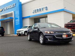 2017 Chevrolet Malibu for sale in Leesburg VA