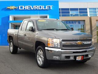 2012 Chevrolet Silverado 1500 for sale in Leesburg VA