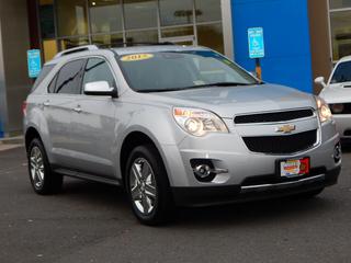 2015 Chevrolet Equinox for sale in Leesburg VA