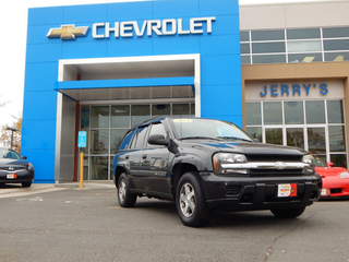 2004 Chevrolet Trailblazer for sale in Leesburg VA