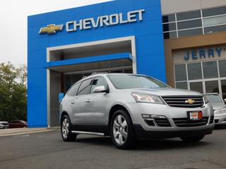 2014 Chevrolet Traverse for sale in Leesburg VA