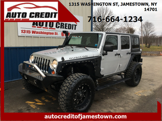 2011 Jeep Wrangler Unlimited for sale in Jamestown NY