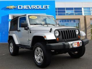 2009 Jeep Wrangler for sale in Leesburg VA
