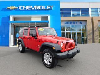 2009 Jeep Wrangler Unlimited for sale in Leesburg VA