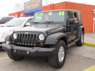 2008 Jeep Wrangler Unlimited for sale in Southfield MI
