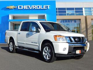 2015 Nissan Titan for sale in Leesburg VA