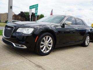 2017 Chrysler 300 for sale in Roseville MI