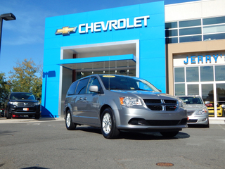 2016 Dodge Grand Caravan for sale in Leesburg VA