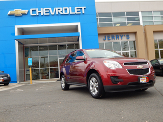 2010 Chevrolet Equinox for sale in Leesburg VA