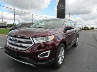 2017 Ford Edge for sale in Toledo OH
