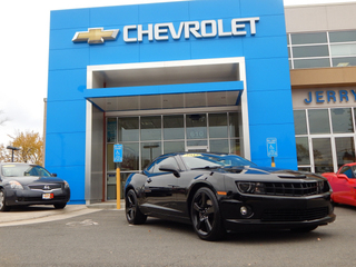 2012 Chevrolet Camaro for sale in Leesburg VA