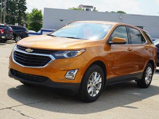 2018 Chevrolet Equinox for sale in Roseville MI