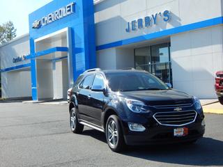 2017 Chevrolet Equinox for sale in Leesburg VA