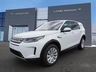 2020 Land Rover Discovery Sport